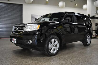 2012_Honda_Pilot_EX-L_ Boston MA