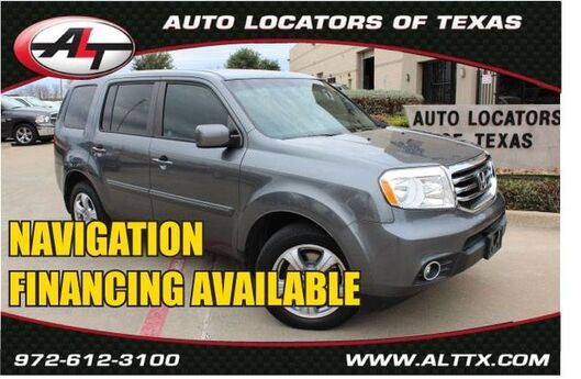 2012 Honda Pilot EX-L with NAVIGATION Plano TX