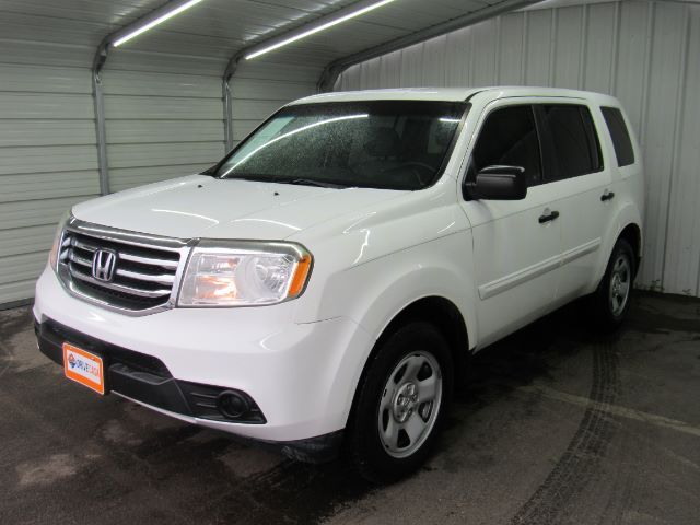 2012 Honda Pilot LX 2WD 5-Spd AT Dallas TX