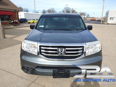 2012 Honda Pilot LX 4WD 5-Spd AT Clarksville IN