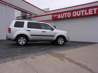 2012_Honda_Pilot_LX_ Richmond KY