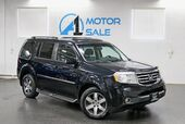 2012 Honda Pilot Touring 1 Owner LOADED!!