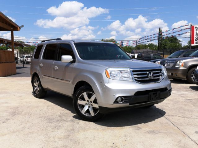 2012_Honda_Pilot_Touring 4WD 5-Spd AT with DVD_ San Antonio TX