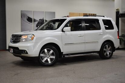 2012_Honda_Pilot_Touring_ Boston MA