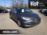 2012 Hyundai ACCENT GL! NO ACCIDENTS! 1 OWNER! GREAT FUEL ECONOMY! BEAUTY UNIT!