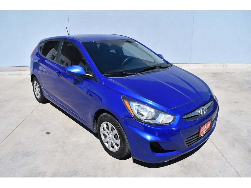 2012 Hyundai ACCENT GS 5-DOOR Lubbock TX