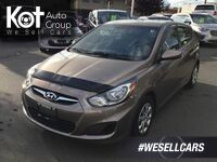 Hyundai Accent GL Hatchback Low Km's! Great On Gas 2012