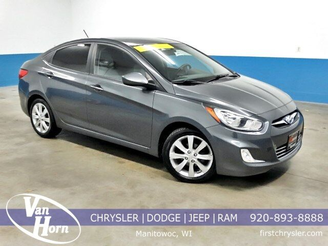 2012 Hyundai Accent GLS Plymouth WI