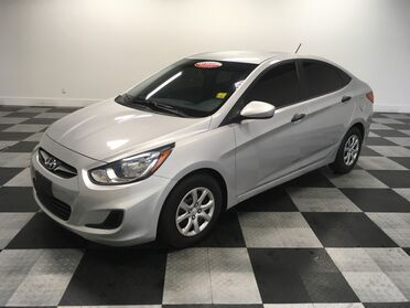 2012_Hyundai_Accent_GLS_ Chattanooga TN
