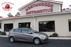 2012_Hyundai_Accent_GS 5-Door_ North Charleston SC
