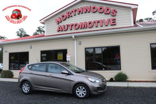 2012 Hyundai Accent GS 5-Door North Charleston SC