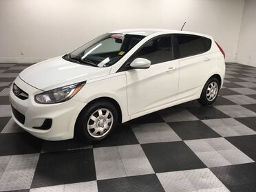 2012_Hyundai_Accent_GS_ Chattanooga TN