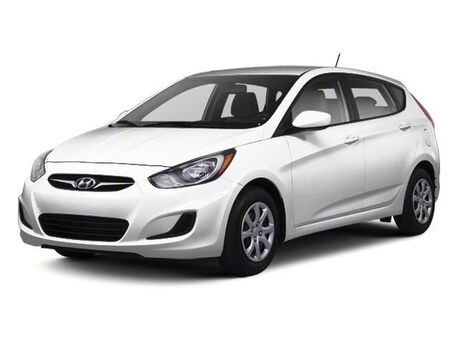 2012_Hyundai_Accent_GS_ Longview TX