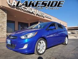 2012_Hyundai_Accent_SE 5-Door_ Colorado Springs CO