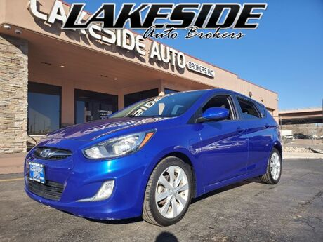 2012 Hyundai Accent SE 5-Door Colorado Springs CO