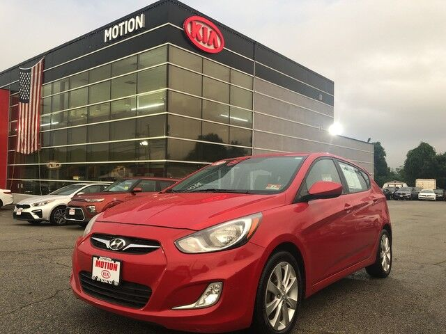 2012 Hyundai Accent SE Hackettstown NJ