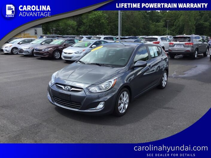 2012 Hyundai Accent SE High Point NC