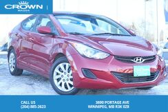 2012_Hyundai_Elantra_GL Automatic *Local Vehicle/Low Kilometre's/Heated Seats*_ Winnipeg MB