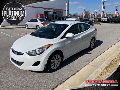 2012 Hyundai Elantra GLS Decatur AL
