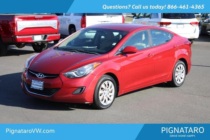 2012 Hyundai Elantra GLS Everett WA