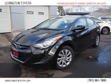 2012_Hyundai_Elantra_GLS_ Lexington MA