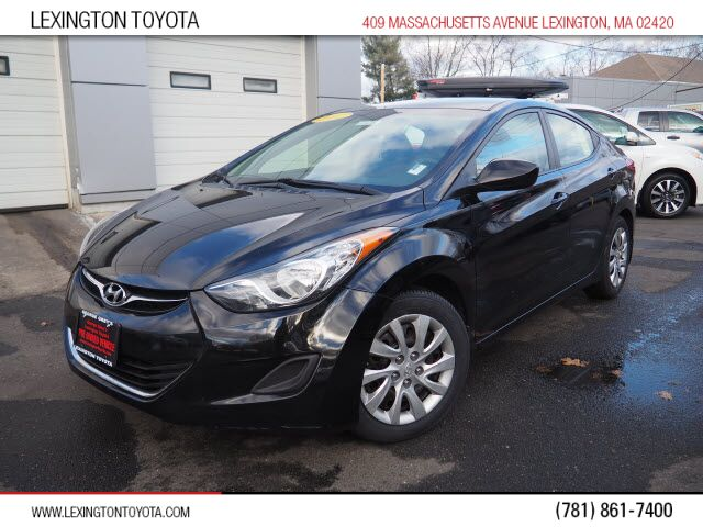 2012 Hyundai Elantra GLS Lexington MA