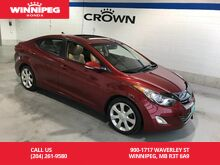 2012_Hyundai_Elantra_GLS/Local trade/Excellent condition_ Winnipeg MB