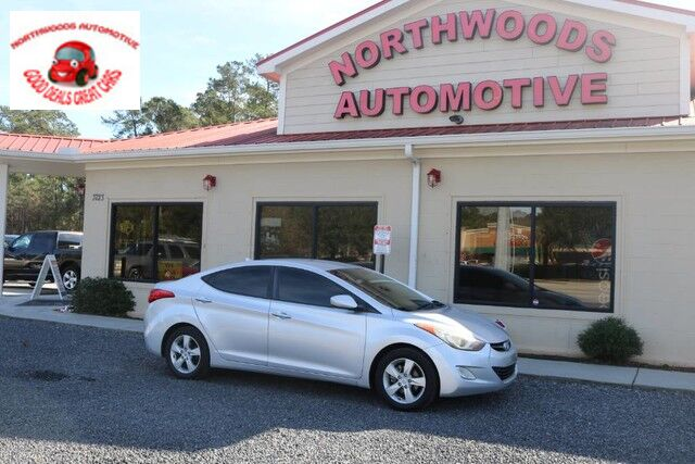 2012 Hyundai Elantra GLS North Charleston SC