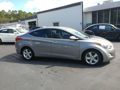 2012 Hyundai Elantra GLS PZEV Gainesville FL