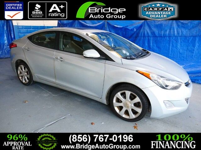 2012 Hyundai Elantra Limited PZEV Berlin NJ