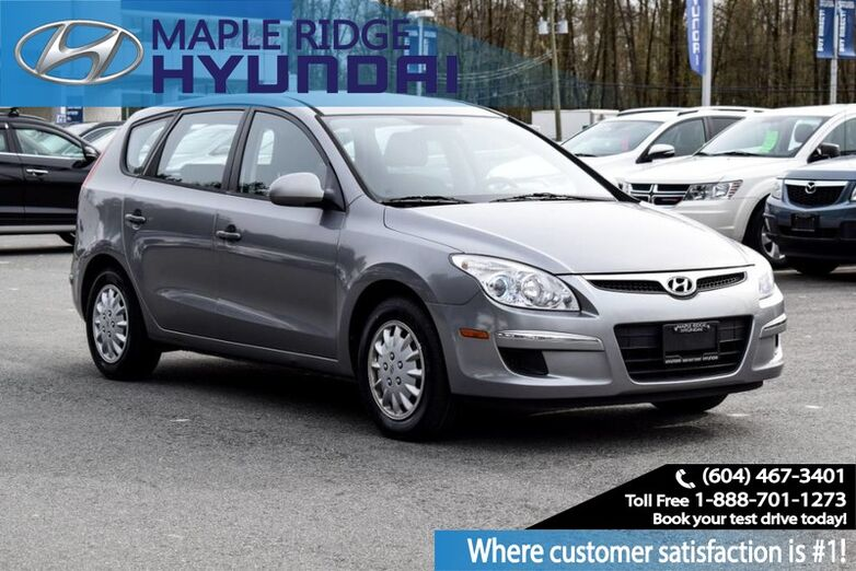 2012 Hyundai Elantra Touring GL Maple Ridge BC