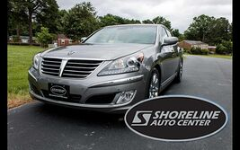 Hyundai Equus 4d Sedan Signature 2012