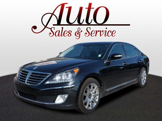 2012 Hyundai Equus Signature Indianapolis IN