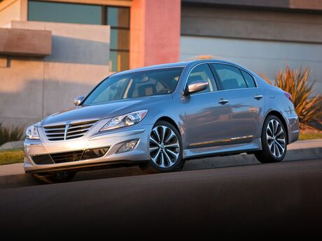 2012 Hyundai Genesis 3.8 Coconut Creek FL
