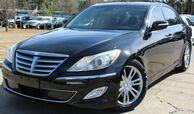 2012 Hyundai Genesis 3.8L - w/ NAVIGATION & LEATHER SEATS