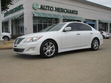 2012_Hyundai_Genesis_3.8L BLUETOOTH CONNECTION, NAVIGATION SYSTEM, MOONROOF, HEATED/COOLED FRONT SEATS_ Plano TX