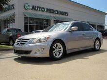 2012_Hyundai_Genesis_3.8L LEATHER, PUSH BUTTON START, HEATED FRONT SEATS, KEYLESS ENTRY, SATELLITE RADIO, CLIMATE CONTROL_ Plano TX