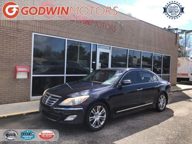 2012 Hyundai Genesis 4.6L Columbia SC