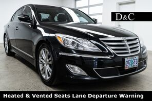 2012_Hyundai_Genesis_5.0 Heated & Vented Seats Lane Departure Warning_ Portland OR