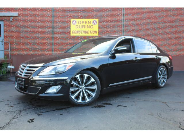 2012 Hyundai Genesis 5.0L R-Spec Kansas City KS