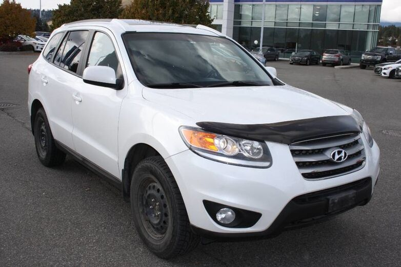 2012 Hyundai Santa Fe GL Sport No accident,One owner Kelowna BC