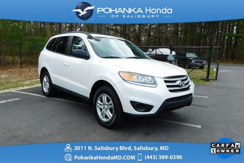 2012_Hyundai_Santa Fe_GLS ** GUARANTEED ** ONE OWNER **_ Salisbury MD