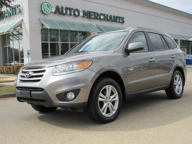2012 Hyundai Santa Fe Limited 2.4 FWD,Sun/Moonroof, Leather, Back-Up Camera, Bluetooth Connection, Climate Control Plano TX