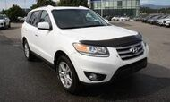 2012 Hyundai Santa Fe Limited One owner no accidents,All wheel drive