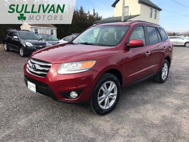 2012 Hyundai Santa Fe Limited Woodbine NJ