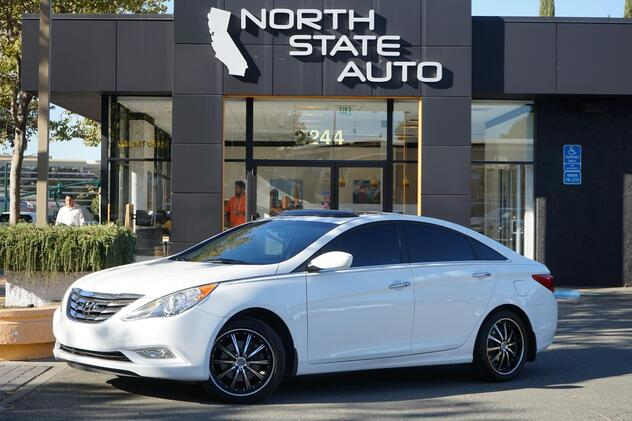 2012_Hyundai_Sonata_2.0T SE_ Walnut Creek CA