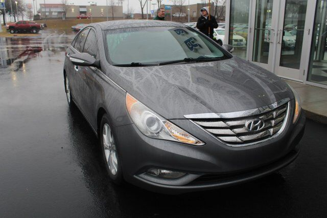 2012 Hyundai Sonata 2.4L Limited Green Bay WI