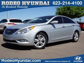 2012_Hyundai_Sonata_4d Sedan Limited_ Phoenix AZ