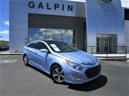 2012_Hyundai_Sonata Hybrid_Base_ Prescott AZ