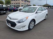 2012_Hyundai_Sonata_Hybrid_ Kihei HI